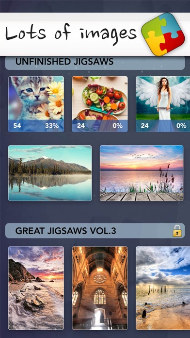 Jigsaw puzzle - Magic World for windows pc