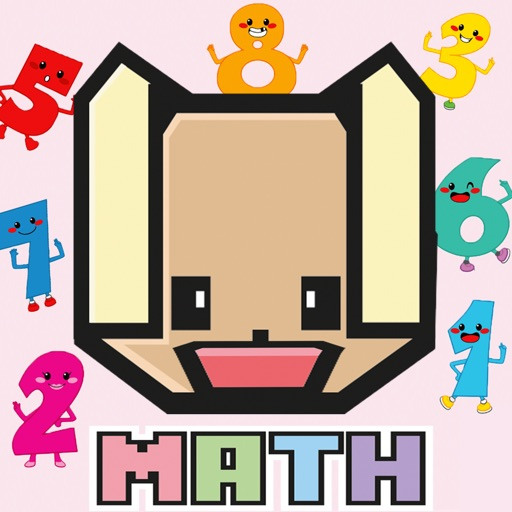 Animal Math: 123 Learning Game
