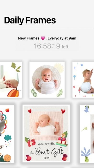Folio - 赤ちゃんステッカーでかわいい成長アルバム作りのおすすめ画像5