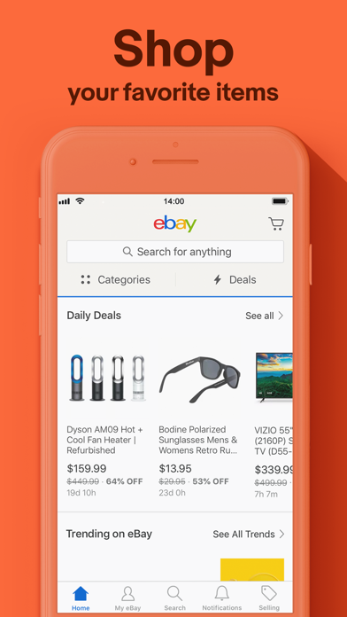 download Buy, sell, and save with eBay apps 3