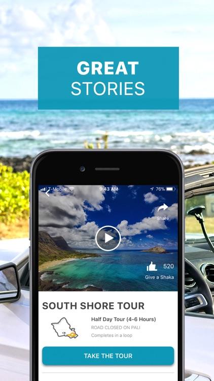 Oahu Driving Tours & Walking screenshot-7