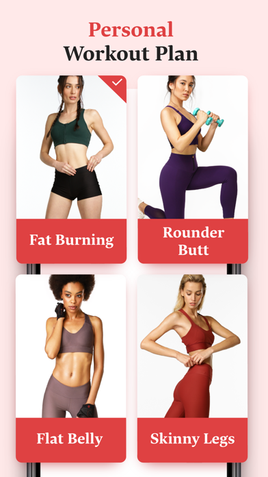 Screenshot for BetterMe: Weight Loss Workout in Denmark App Store