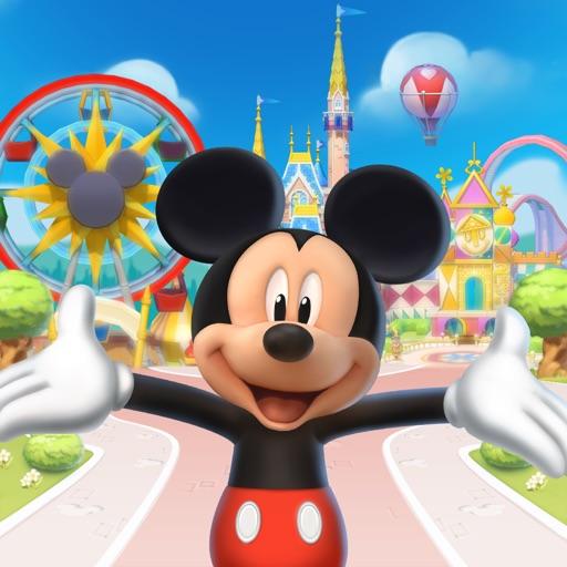 Disney Magic Kingdoms iOS App