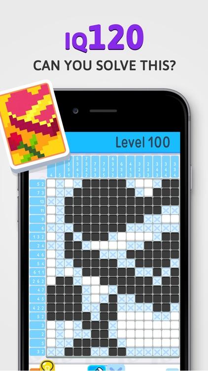 Logic Pic: Nonogram & Picross screenshot-4
