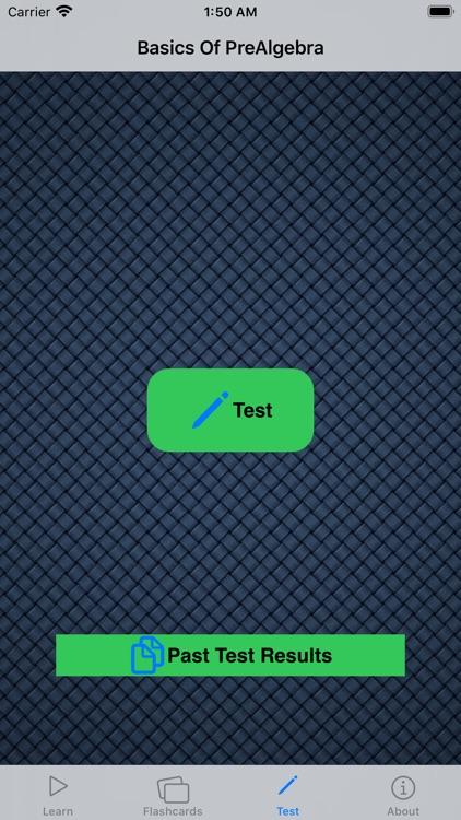 Basics Of Pre-Algebra screenshot-5