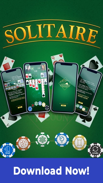 Solitaire Tycoon Card Game screenshot-5