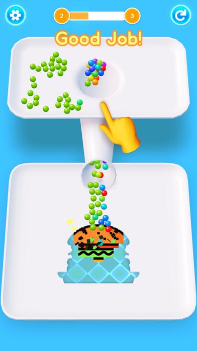 Color 3D Balls screenshot 4