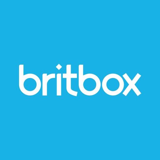BritBox by BBC & ITV icon