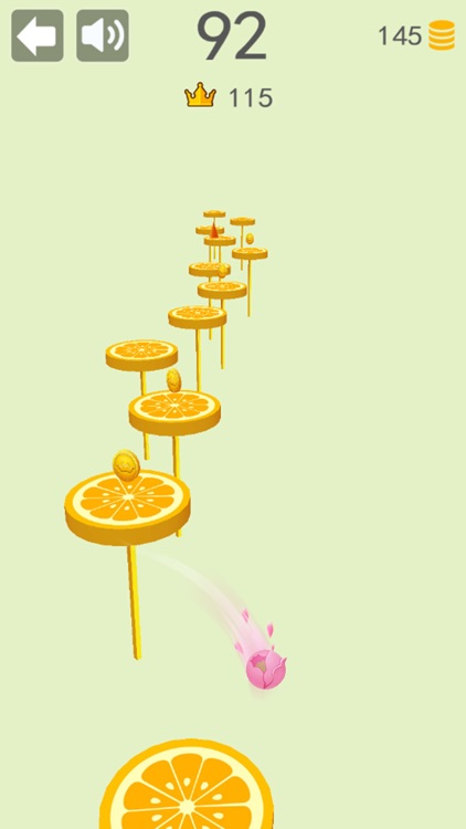 跳跃的球 - 单机版游戏