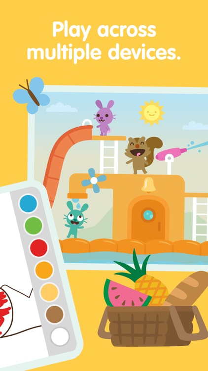 Sago Mini World: Kids Games