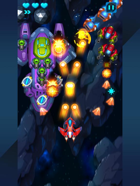 Galaxy Striker Corps(Premium) screenshot 9