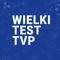 App Icon for Wielki Test TVP App in Poland IOS App Store