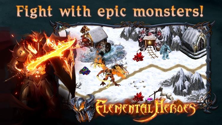 Elemental Heroes: New Power