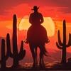 西部土地 : 生存 - 成为美国狂野西部的幸存者