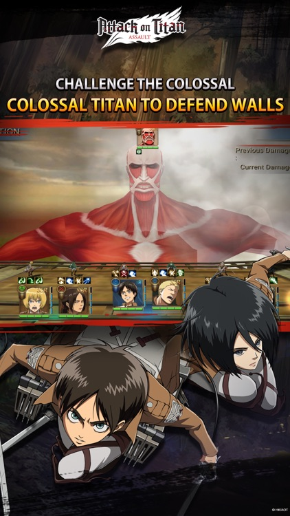 Attack on Titan: Assault screenshot-6