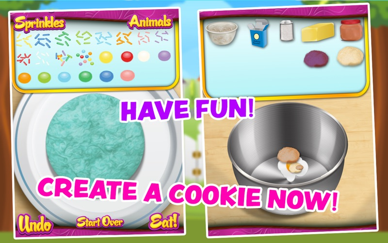 Cookie Maker For Kids screenshot 4