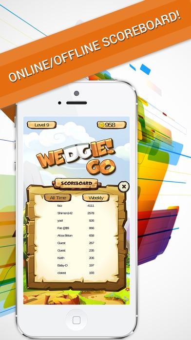Wedgie Go - Multiplayer Gameのおすすめ画像4