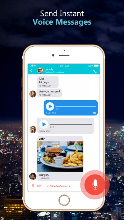 Voico - Voice & Video calls screenshot-5
