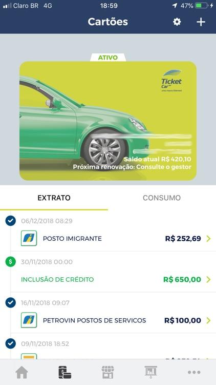 Ticket Log Abastecimento screenshot-7