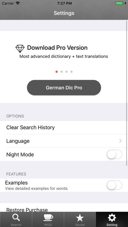 German Dic screenshot-4