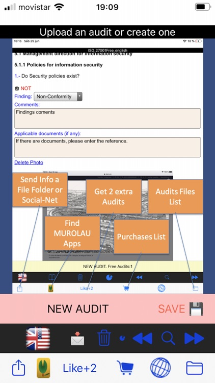 Easy ISO and OHSAS Audits screenshot-4