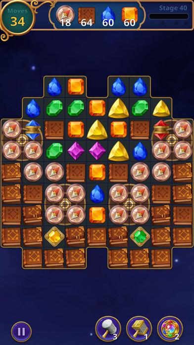 Jewels Magic: Mystery... screenshot1