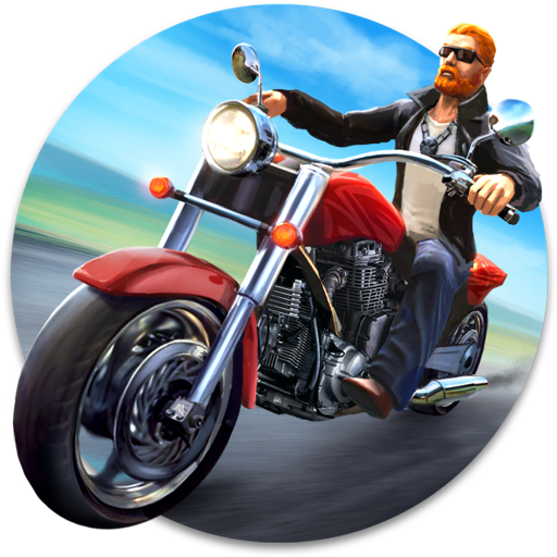 Moto Racing 3D — Bike Baron