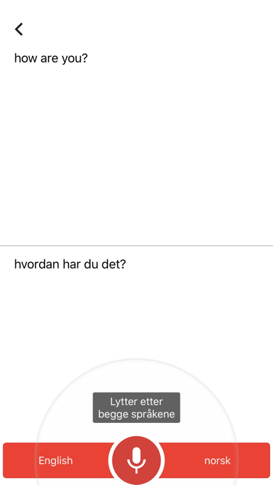 Screenshot for Google Oversetter in Norway App Store