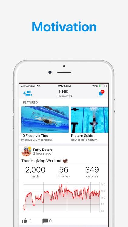 MySwimPro: Swim & Dryland screenshot-4
