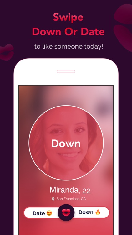 DOWN Dating Hookup- Match&chat