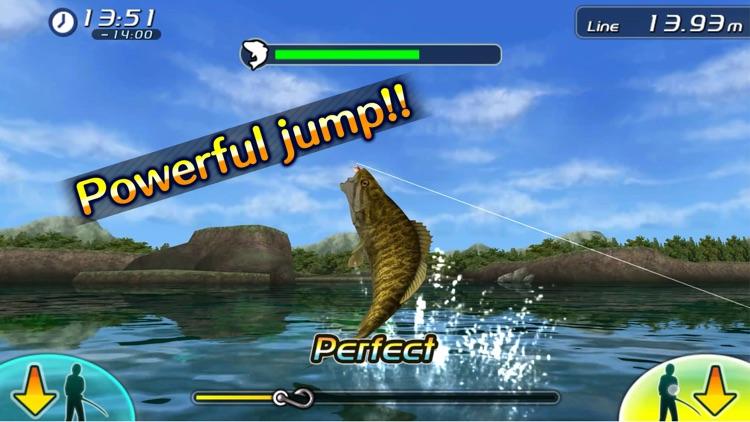 Bass Fishing 3D II screenshot-4