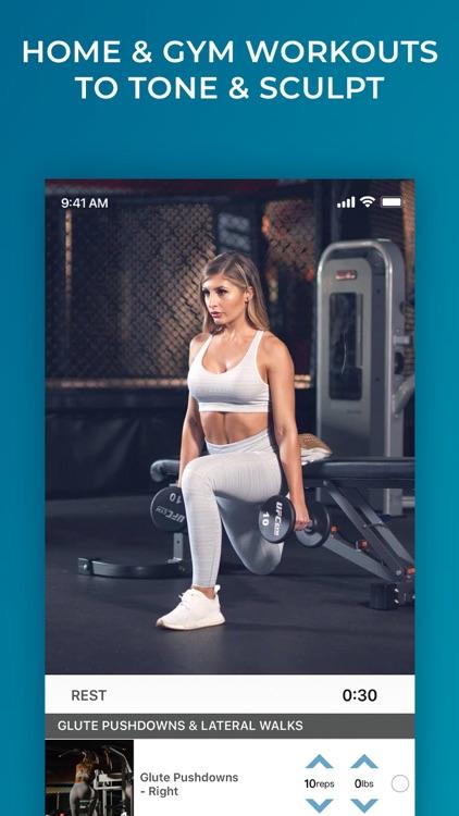 Cartelle #1 In Women Workouts