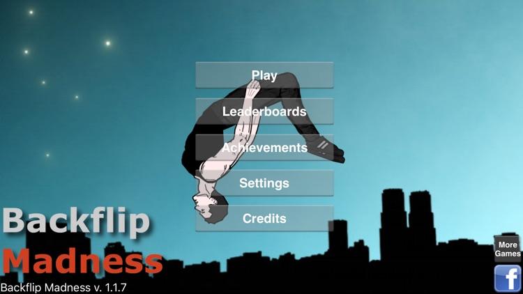 Backflip Madness screenshot-7