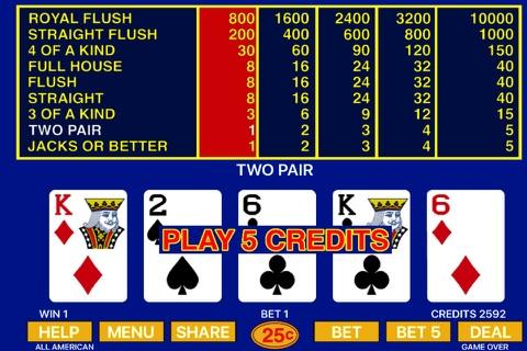 All American - Poker Game - náhled