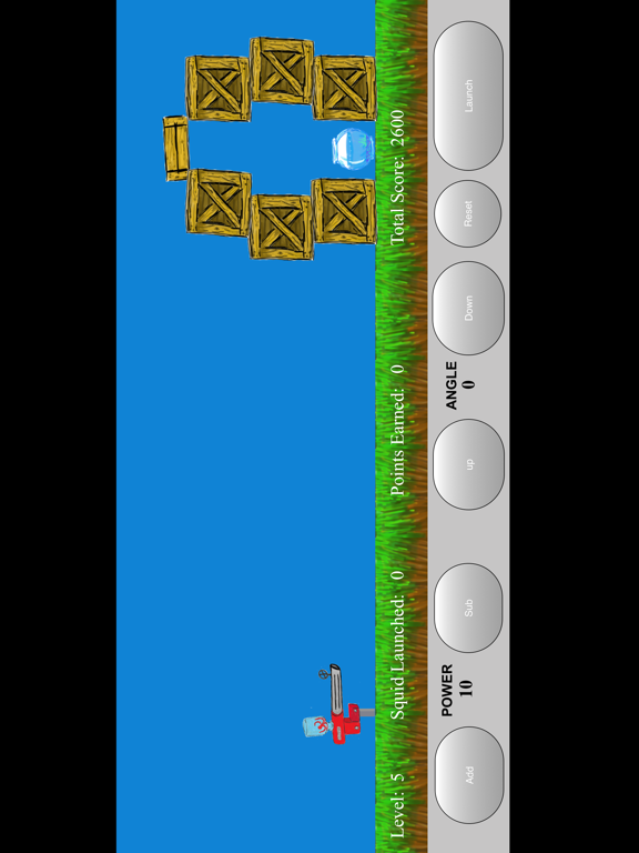 Squid Launcher screenshot 5