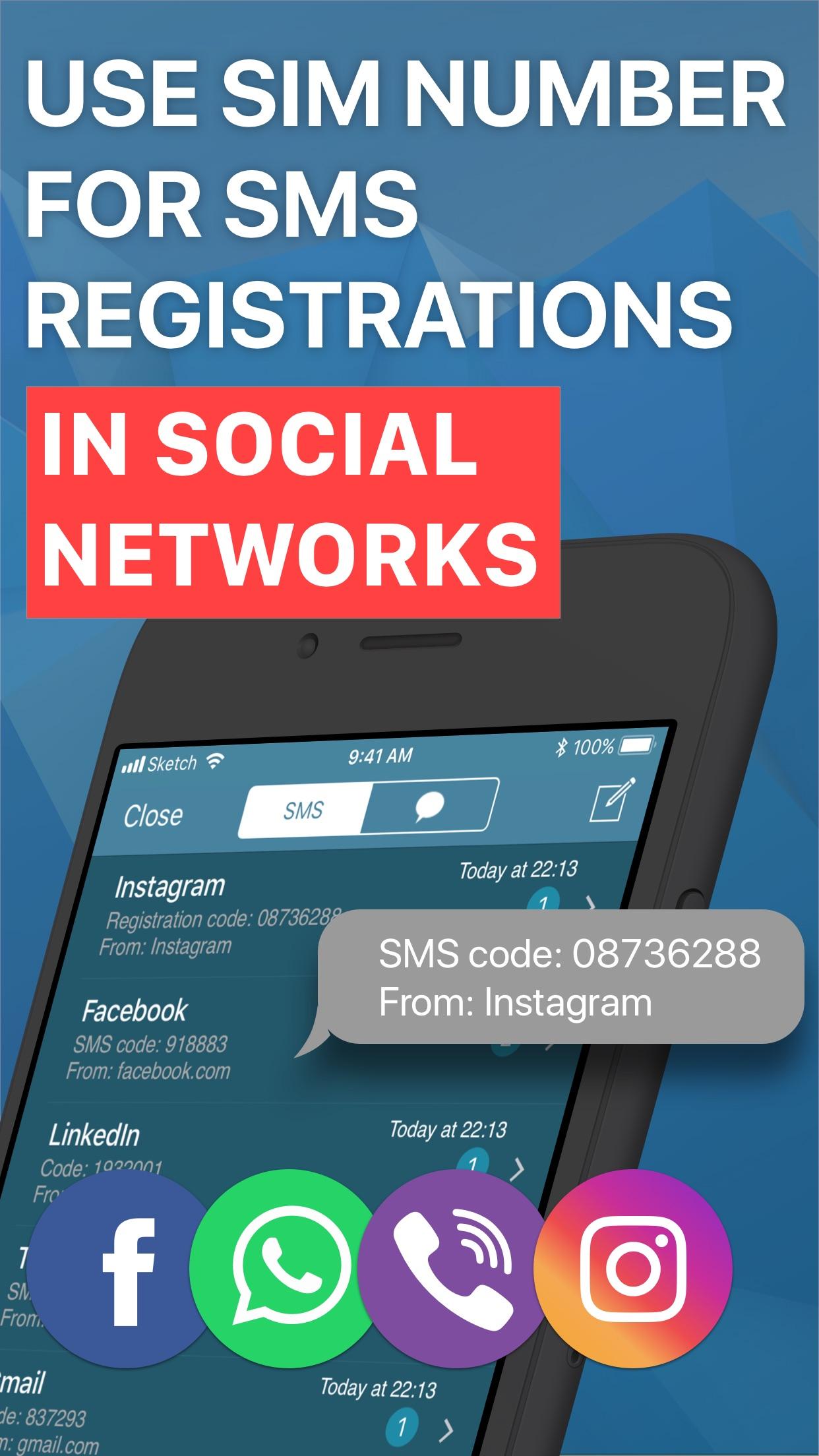 Callbacker: Call App Screenshot