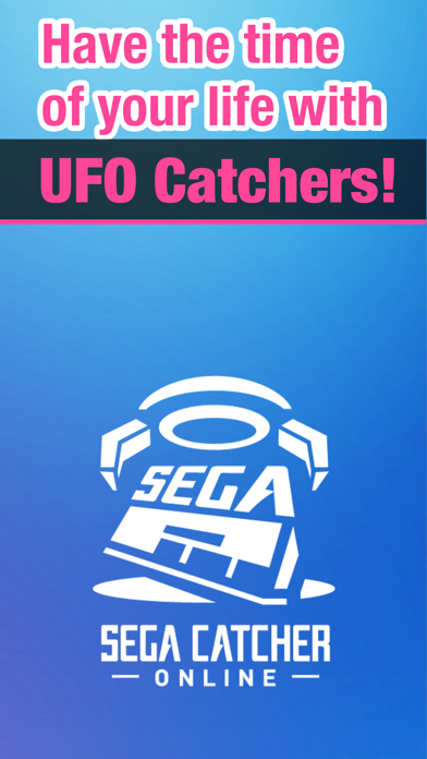 SEGA CATCHER ONLINE screenshot 1