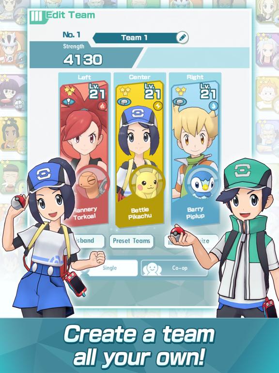 Pokémon Masters screenshot 12