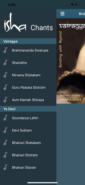 Isha Chants on the App Store