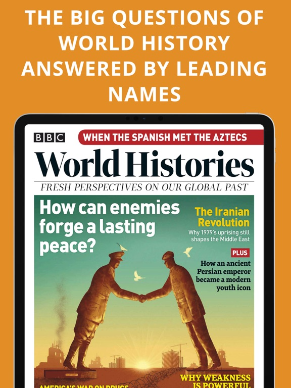 BBC World Histories Magazine screenshot 6