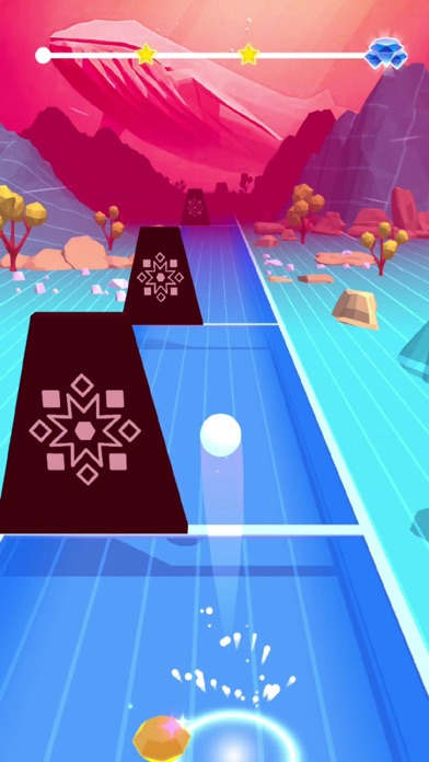 Rhythm Ball 3D screenshot 4
