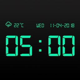 Alarm Clock Lite -Time Display