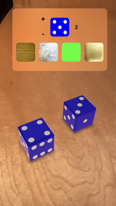 Real Dice • screenshot three