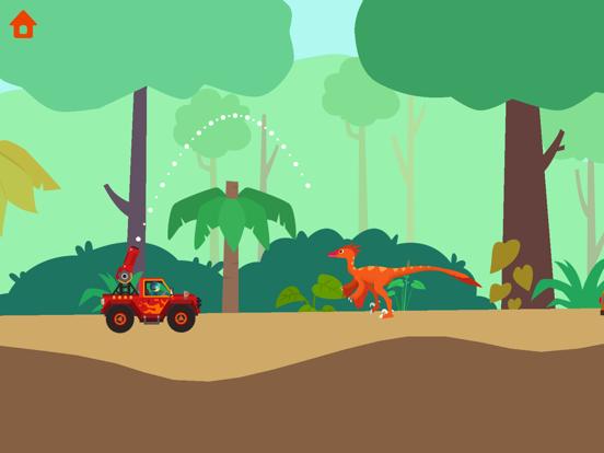 恐竜警備隊 - 子供向けゲームのおすすめ画像1