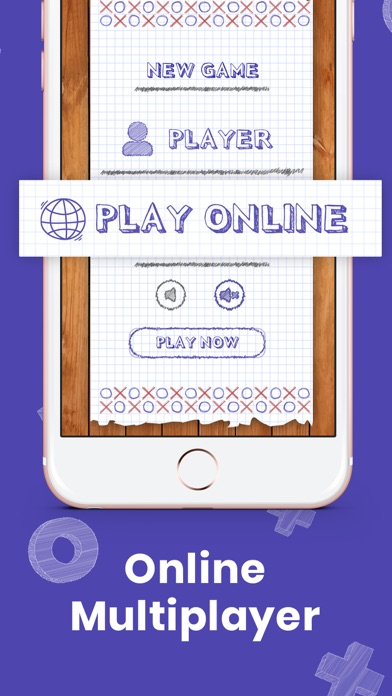 Tic Tac Toe - Online Easy Game app image
