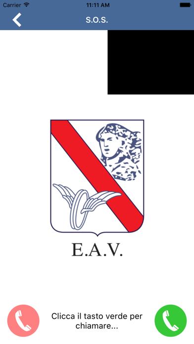 Screenshot of SAM - Sicurezza EAV4