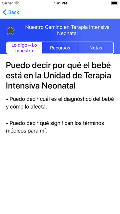 Terapia Intensiva Neonatal screenshot two
