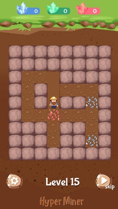 Hyperminer screenshot 3