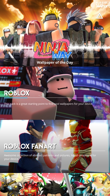 Hd Wallpapers For Roblox By Zakaria Fathy