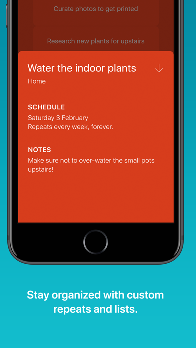 Actions by Moleskine Screenshot